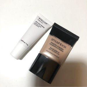 Smashbox + Stellar Makeup Primers